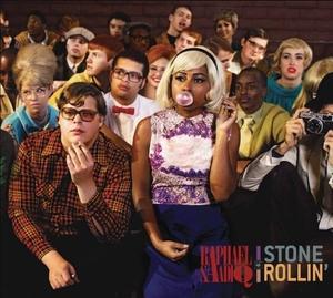 Album  Cover Raphael Saadiq - Stone Rollin' on COLUMBIA Records from 2011