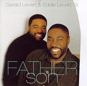 Front Cover Album Gerald Levert - Father And Son