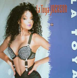 Album  Cover La Toya Jackson - You're Gonna Get Rocked on RCA Records from 1988