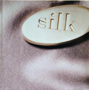 Album  Cover Silk - Silk on ELEKTRA Records from 1995
