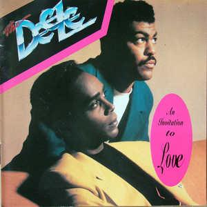 Album  Cover The Deele - An Invitation Of Love on SOLAR Records from 1993