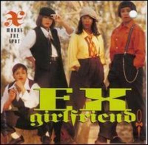 Album  Cover Ex Girlfriend - X Marks The Spot on WARNER BROS. Records from 1991