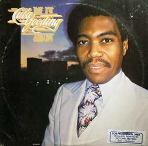 Album  Cover Cuba Gooding - The First Cuba Gooding Album on MOTOWN Records from 1978