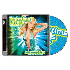Front Cover Album Various Artists - Nighttime Lovers Volume 16