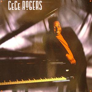 Album  Cover Ce Ce Rogers - Ce Ce Rogers on ATLANTIC Records from 1989