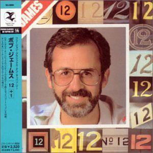 Album  Cover Bob James - 12 on COLUMBIA Records from 1984