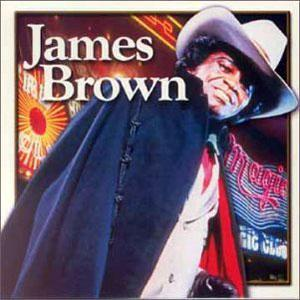 Front Cover Album James Brown - Sex Machine