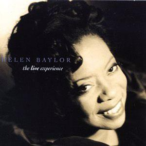 Album  Cover Helen Baylor - Live Experience on WORD Records from 1995