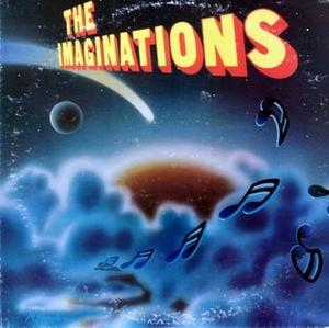 Front Cover Album The Imaginations - The Imaginations