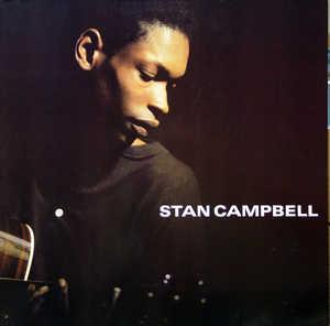 Album  Cover Stan Campbell - Stan Campbell on WEA Records from 1987