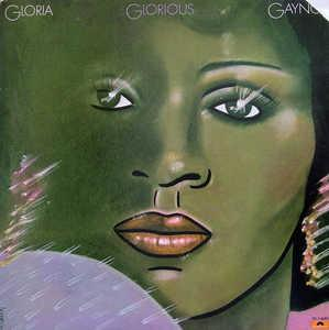 Album  Cover Gloria Gaynor - Glorious on POLYDOR Records from 1977