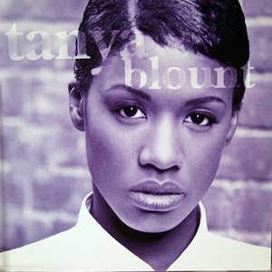 Front Cover Album Tanya Blount - Natural Thing