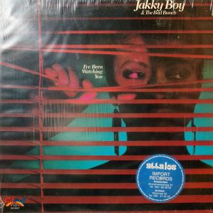 Album  Cover Jakky Boy & The Bad Bunch - I've Been Watching You on SALSOUL Records from 1983