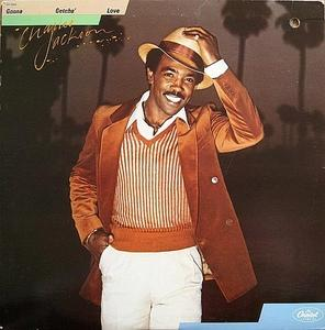 Front Cover Album Charles Jackson - Gonna Getcha' Love