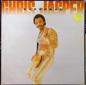 Album  Cover Chris Jasper - Superbad on EPIC (GOLD CITY) Records from 1987
