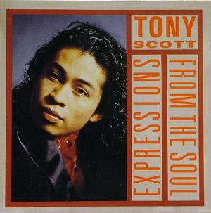 Album  Cover Tony Scott - Expressions From Da Soul on  Records from 1991
