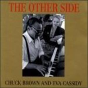 Album  Cover Chuck Brown And The Soul Searchers - Other Side on LIASON Records from 1995