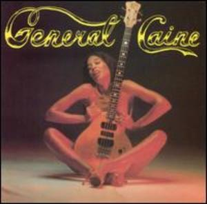 Album  Cover General Caine - Let Me In on GROOVE TIME Records from 1978