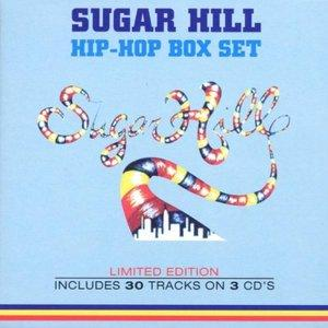 Front Cover Album Various Artists - Sugar Hill Hip Hop Box Set