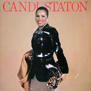 Album  Cover Candi Staton - Candi Staton on WARNER BROS. Records from 1980