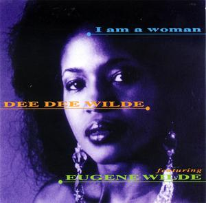 Album  Cover Dee Dee Wilde - I Am A Woman on VIVID Records from 1999