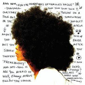 Album  Cover Erykah Badu - Worldwide Underground on MOTOWN RECORDS Records from 2003