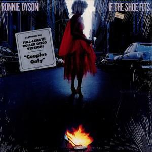 Album  Cover Ronnie Dyson - If The Shoe Fits on COTILLION Records from 1979