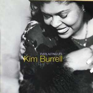 Album  Cover Kim Burrell - Everlasting Life on TOMMY BOY GOSPEL Records from 1998