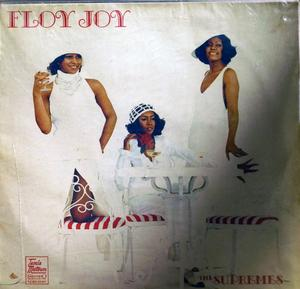 Album  Cover The Supremes - Floy Joy on TAMLA MOTOWN Records from 1972