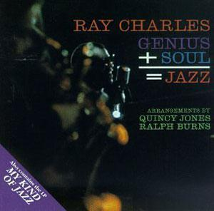 Album  Cover Ray Charles - My Kind Of Jazz on TANGERINE Records from 1970