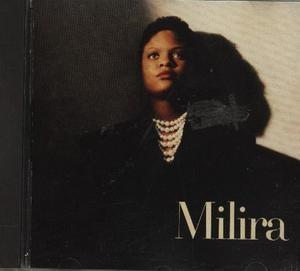 Album  Cover Milira - Milira on MOTOWN Records from 1990
