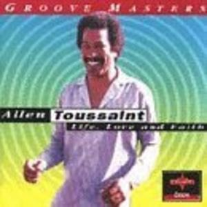 Album  Cover Allen Toussaint - Life, Love And Faith on REPRISE Records from 1972