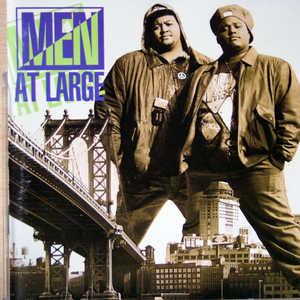 Album  Cover Men At Large - Men At Large on ATLANTIC Records from 1992