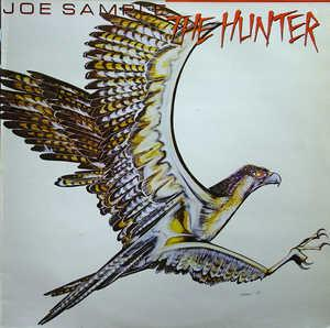 Album  Cover Joe Sample - The Hunter on MCA Records from 1983
