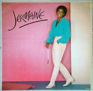 Album  Cover Jermaine Jackson - Jermaine on MOTOWN Records from 1980