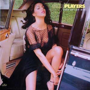 Front Cover Album Ohio Players - Jass-Ay-Lay-Dee