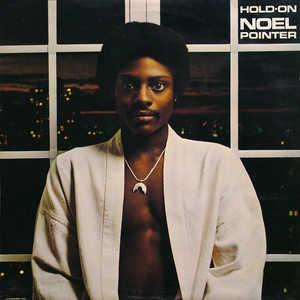 Front Cover Album Noel Pointer - Hold On
