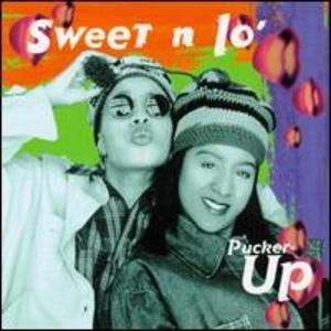 Album  Cover Sweet N Lo' - Pucker-up on THIRD STONE/ATLANTIC Records from 1993