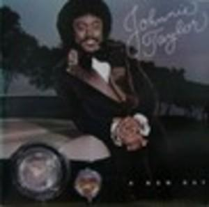 Album  Cover Johnnie Taylor - A New Day on COLUMBIA Records from 1980
