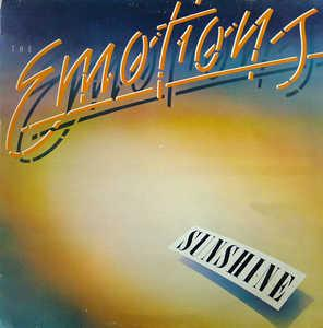 Album  Cover The Emotions - Sunshine on STAX Records from 1977