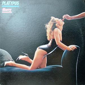 Album  Cover Platypus - Cherry on CASABLANCA Records from 1980
