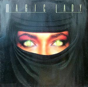 Album  Cover Magic Lady - Magic Lady on MOTOWN Records from 1988