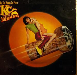 Album  Cover K.c. And The Sunshine Band - Do You Wanna Go Party? on TK Records from 1979