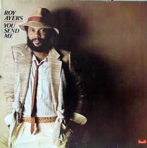 Front Cover Album Roy Ayers - You Send Me