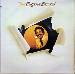 Album  Cover Eugene Record - The Eugene Record on WARNER BROS. Records from 1977