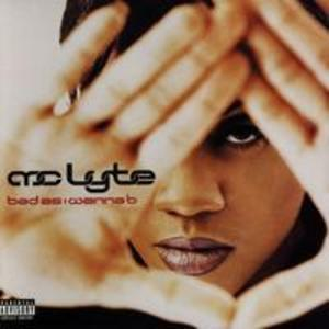 Album  Cover Mc Lyte - Bad As I Wanna B on EASTWEST Records from 1996