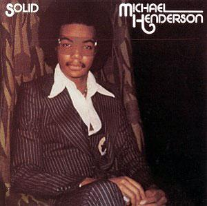 Front Cover Album Michael Henderson - Solid