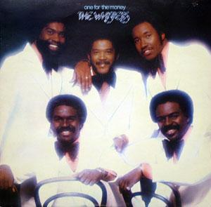 Album  Cover The Whispers - One For The Money on SOUL TRAIN Records from 1976