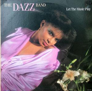 Album  Cover The Dazz Band - Let The Music Play on MOTOWN Records from 1981
