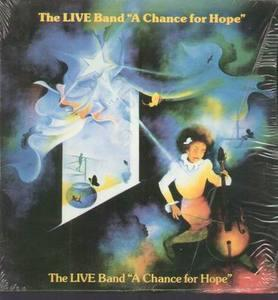 Front Cover Album The Live Band - A Change For Hope